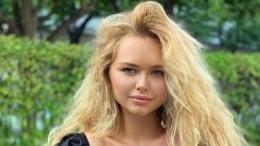 «Морская нимфа»: Стефания Маликова восхитила подписчиков снимком сморя