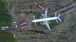 Украинский депутат восхитился подвигом экипажа А-321