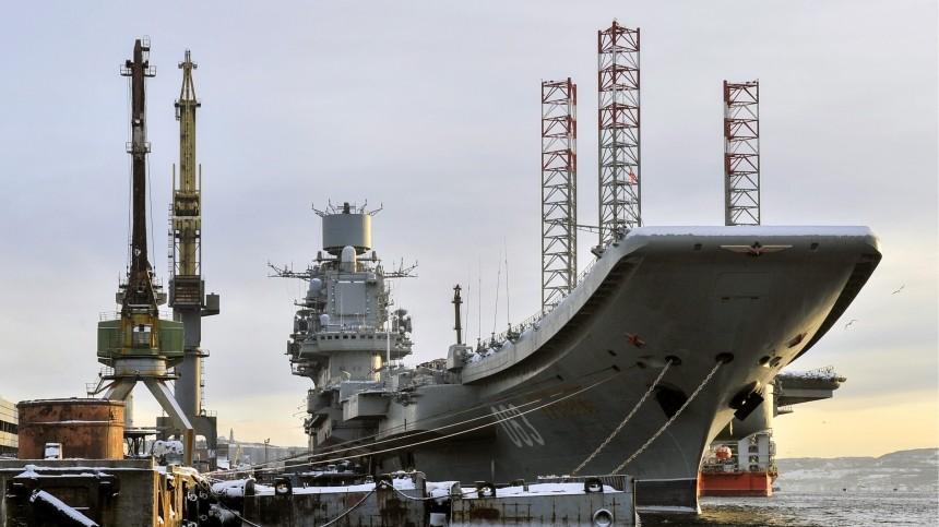 Адмирал прокомментировал сравнение National Interest флотов России иСША
