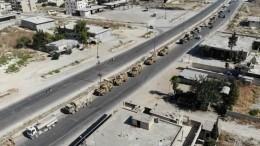 МИД Сирии: Турецкие военные нарушили границу идвижутся кХан-Шейхуну