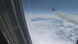 Песков осопровождении истребителями ВВС Швейцарии: «Акт гостеприимства»