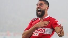 «Спартак» победил ЦСКА сосчетом 2:1 вшестом туре РПЛ