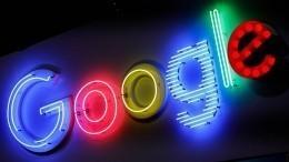 Пользователи повсему миру заявляют осбое вработе Google
