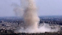 Взрыв обрушил здание больницы насеверо-востоке Сирии— СМИ