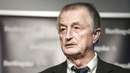Умер один изсамых богатых людей Дании миллиардер Ларс Ларсен