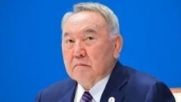 Назарбаев разместил клип напесню собственного сочинения— видео