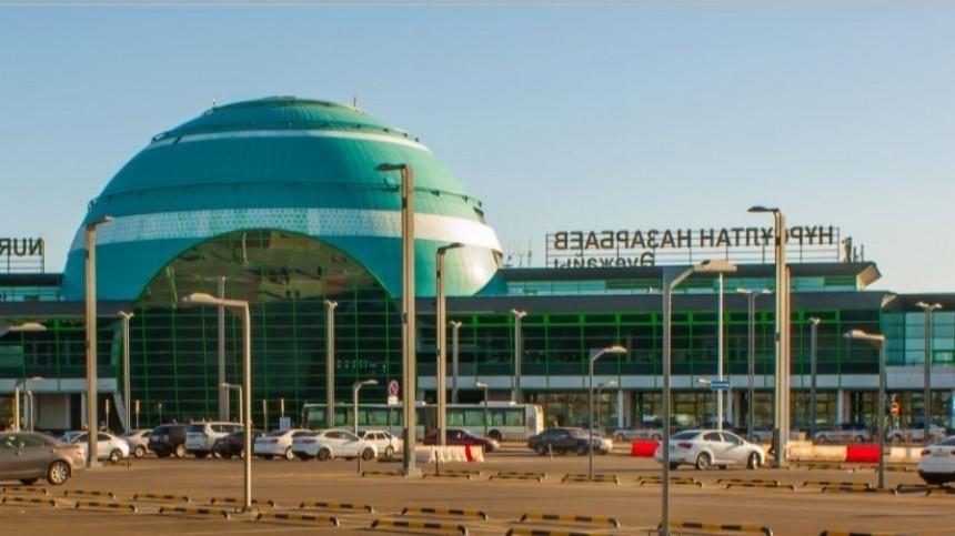 ВНур-Султане аварийно приземлился самолет изКитая