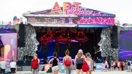 «Место, где можно проявить свои таланты»: На«Тавриду-АРТ» приехали почти 35 тысяч участников