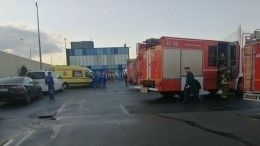 Названа предварительная причина пожара натеплоходе «Петр Чайковский»