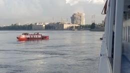 Что известно опожаре натеплоходе «Петр Чайковский» вПетербурге