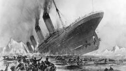 Дайверы рассказали обудручающем состоянии «Титаника»