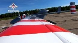 Видео: новейший беспилотник Минобороны «Форпост-Р» совершил первый полет