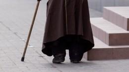 «Мажор» наMercedes насмерть сбил старушку вМоскве— видео (18+)