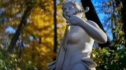 ВПетербурге завершается благоустройство почти полсотни парков искверов