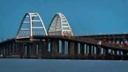 Движение поездов поКрымскому мосту откроют согласно графику