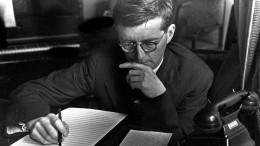 Тайна Шостаковича: кому композитор адресовал любовные письма, проданные нааукционе