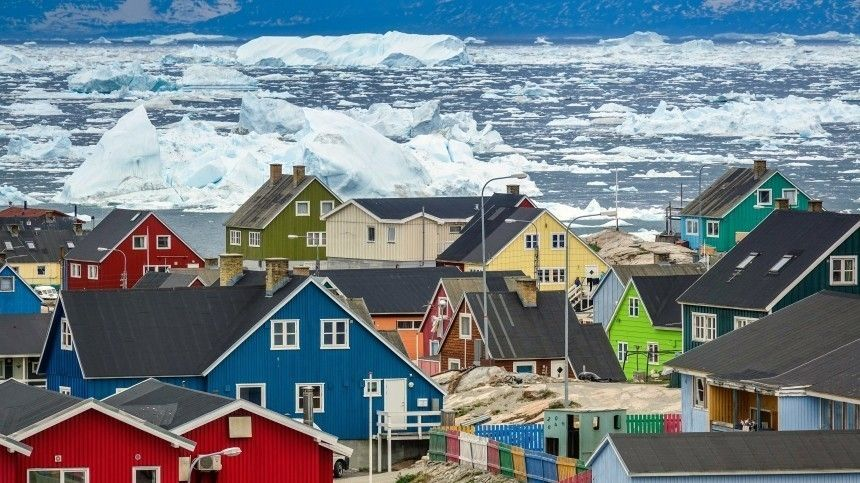США собирается снова открыть свое консульство вГренландии