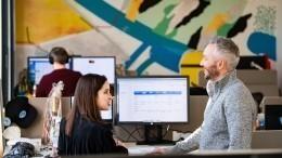 Google запретил обсуждать сотрудникам политику иновости нарабочем месте