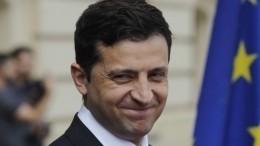 Зеленского сфотографировали счетырьмя предыдущими президентами Украины