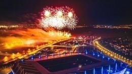 Канадские пиротехники выиграли мировой чемпионат фейерверков вКалининграде