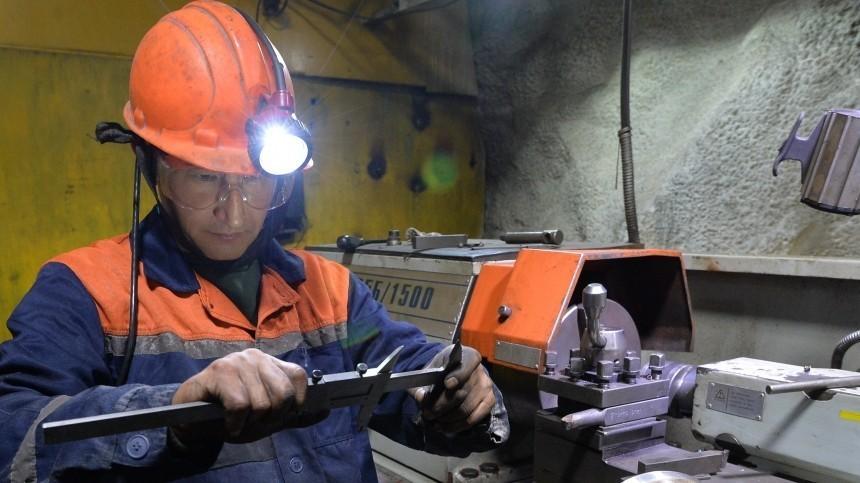 ВДень шахтера наУрале рассказали, насколько лет хватит запасов сырья вшахтах