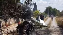 Как минимум пять человек погибли при столкновении самолета свертолетом наМальорке