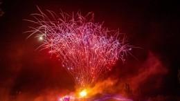 ВКалининграде определили победителей международного чемпионата фейерверков