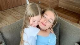 «Асмус слицом Гарика»: дочь Харламова сразила сходством собоими родителями