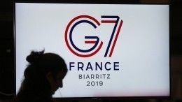 Видео: Дональд Трамп поссорился слидерами G7 из-за России