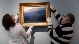 Стало известно, как игде хранилась похищенная картина Куинджи