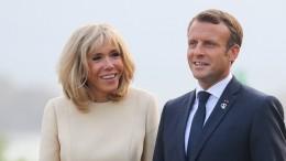 Президенты Франции иБразилии схлестнулись из-за внешности Брижит Макрон