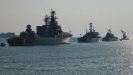 ВМС Украины заявили озаходе своего корабля взону морских учений РФ