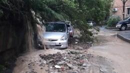 НаВладивосток надвигается мощный тропический шторм