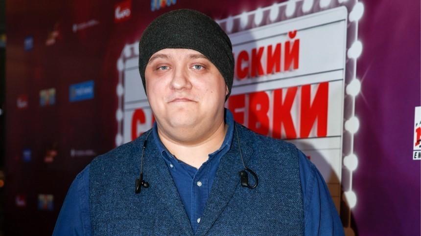 Звезда «Полицейского сРублевки» сбросил 40 килограмм