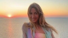 «Леся Кардашьян»: Звезда «Орла ирешки» пририсовала себе пышные бедра— фото