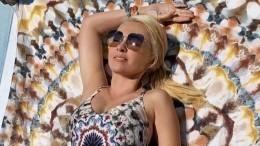 «Как насковороде»: поклонники Рудковской раскритиковали еефотосессию
