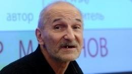 «Инфаркт обширный»— Петр Мамонов рассказал осамочувствии после первой операции