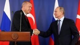 Россия иТурция намерены совместно развивать авиастроение