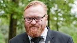 Сравнившую мангал сВечным огнем Волочкову Милонов предложил отправить вЮнармию