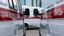 Видео: один человек погиб при обрушении здания вНовосибирске