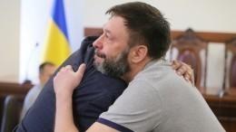 Справедливость восторжествовала! Кирилл Вышинский освобожден из-под стражи— репортаж