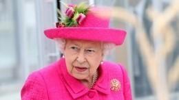 Елизавета II одобрила приостановку работы парламента Великобритании