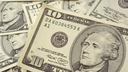 ВМинэкономразвития опубликовали прогноз курса доллара до2024 года
