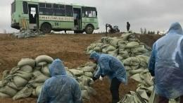 ВПриморском крае из-за паводка введен режим ЧС