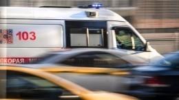 Видео ДТП савтобусом наСтаврополье, вкотором пострадали 15 человек