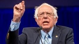 Видео: Экс-кандидат впрезиденты США несправился сбоксерской грушей