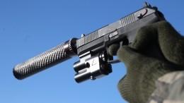 Новый пистолет «Удав» начали поставлять ввойска
