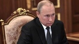 Путин поправил главу Мурманской области вразговоре омногодетных семьях
