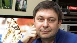 Адвокат Вышинского заявил, что его подзащитный находится наУкраине