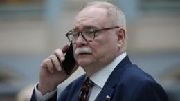 Владимир Бортко снял свою кандидатуру сгубернаторских выборов вПетербурге